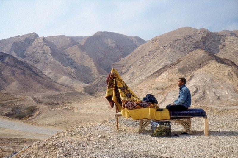 Ohad Matalon_Niad, The Small Crater_2000_110x165cmrid